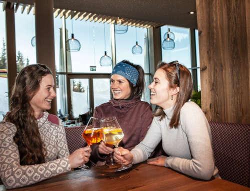1. Skitourenabend in der Halbzeit 31.12.2020
