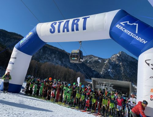 "ISMF Skimo World Cup ""Jennerstier"""