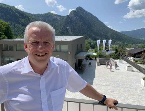 Vorstand der Jennerbahn – Franz Moderegger