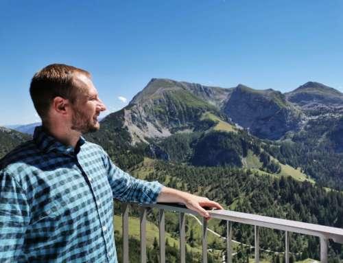 Chef der JennerGastronomie – Thomas Hettegger
